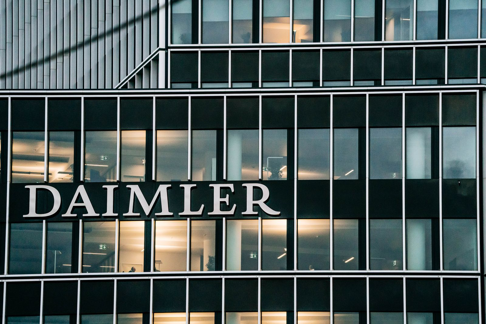 Headquarter of Daimler AG