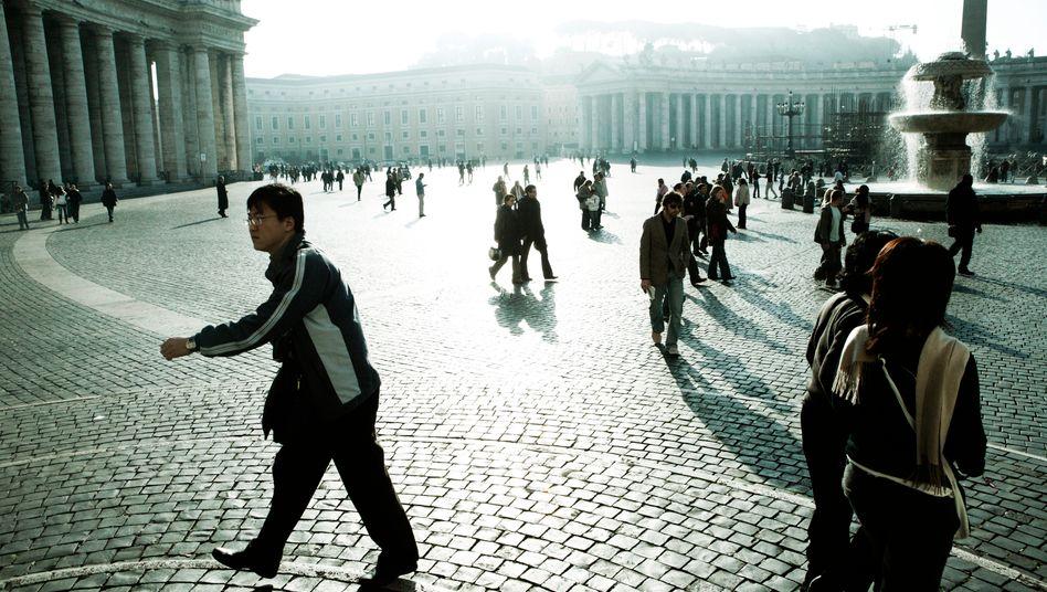 Square of the Saint Peters Basilica, Rome