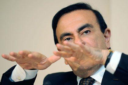 Bleibt weiterhin skeptisch: Renault-Chef Ghosn