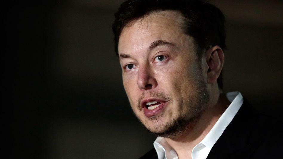 Elon Musk: Der Tesla-Chef ist leicht reizbar, vergrault seine Topmanager - und setzt damit die Kultfirma aufs Spiel
