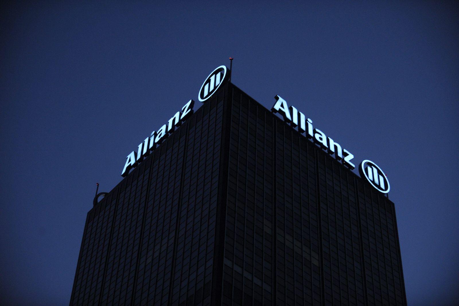NICHT VERWENDEN Allianz