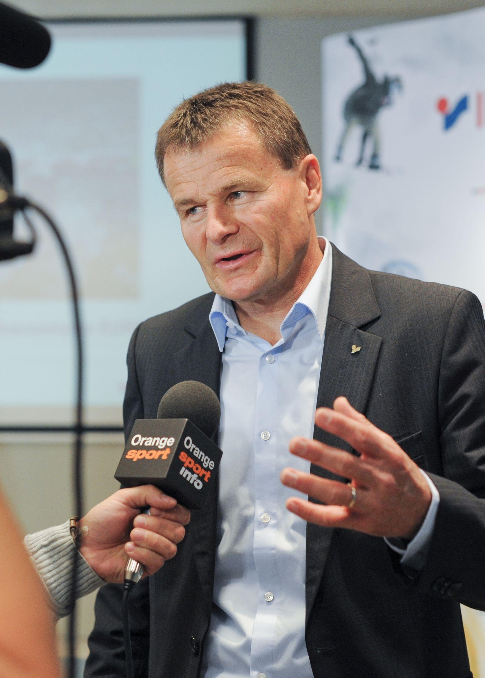 Franz Julen, Intersport International