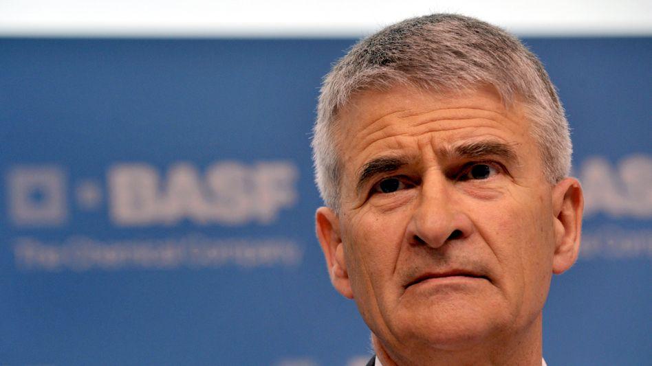 Der langjährige Vorstandsvorsitzende der BASF, Jürgen Hambrecht: Räumte freiwillig den Chefposten für seinen Nachfolger