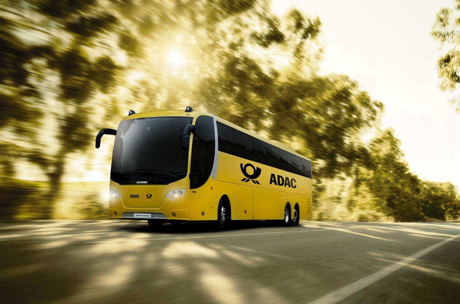ADAC / Post / Fernbus