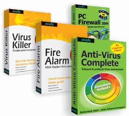 Schutz von Attacken auf den PC: Software-Lösungen von Buhl Data