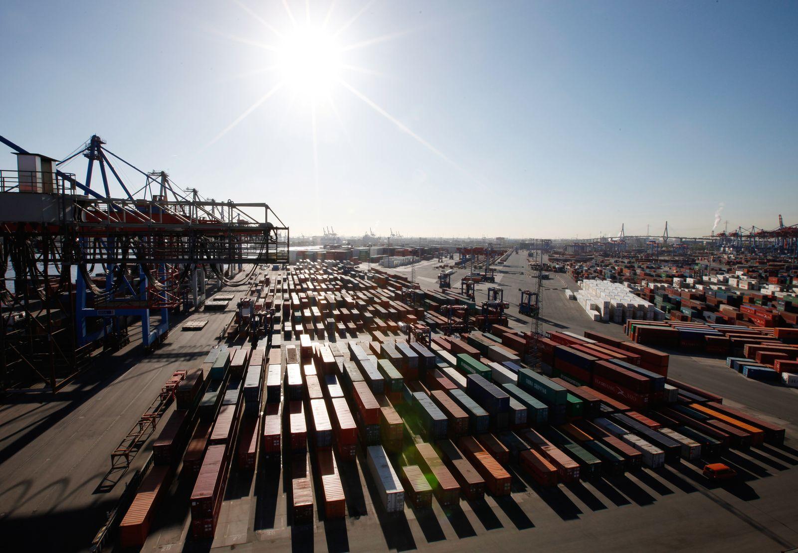 Hafen/ Export