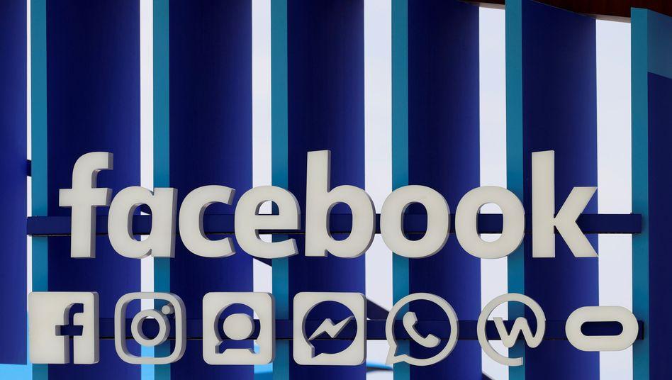 Facebook und seine Dienste
