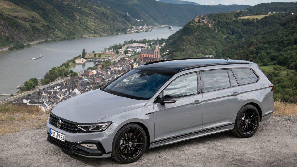 Neu auf Platz 1: Erstmals hat sich die Mehrheit der Unternehmen für einen VW Passat entschieden