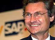 Henning Kagermann: Diesmal gelang dem SAP-Vorstandschef keine Überraschung