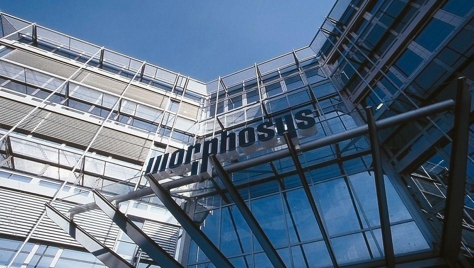 Morphosys-Zentrale in Martinsried bei München
