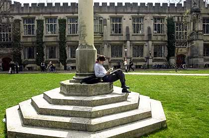 Seit fünf Jahren vorn: Uni Princeton
