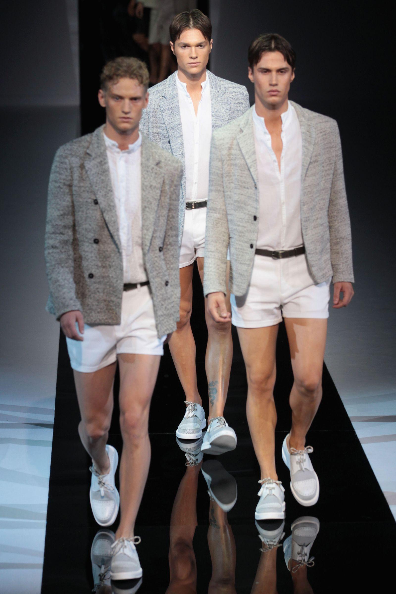 Milano Moda Uomo 2012 / Emporio Armani