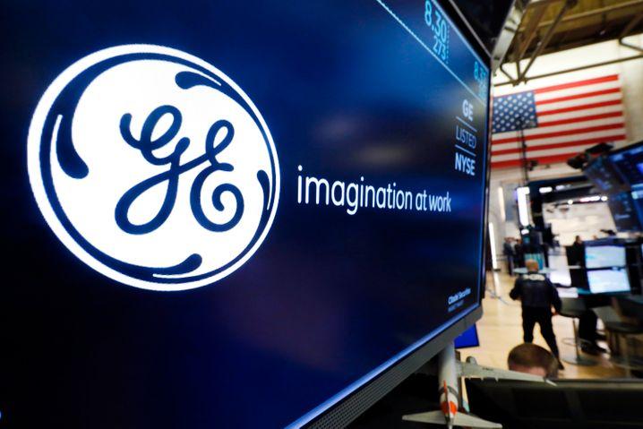 Steckt seit Jahren in Schwierigkeiten: Siemens-Rivale General Electric.