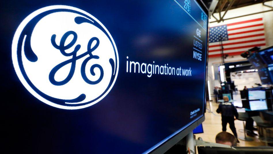US-Ikone General Electric: Auch bei der Bilanzierung war offenbar viel Imagination im Spiel. Nun kämpft der Konzern mit einem Schuldenberg und muss Pensionszusagen wieder einkassieren