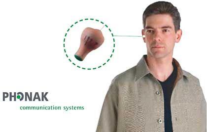 Spezialist für Hörgeräte: Phonak
