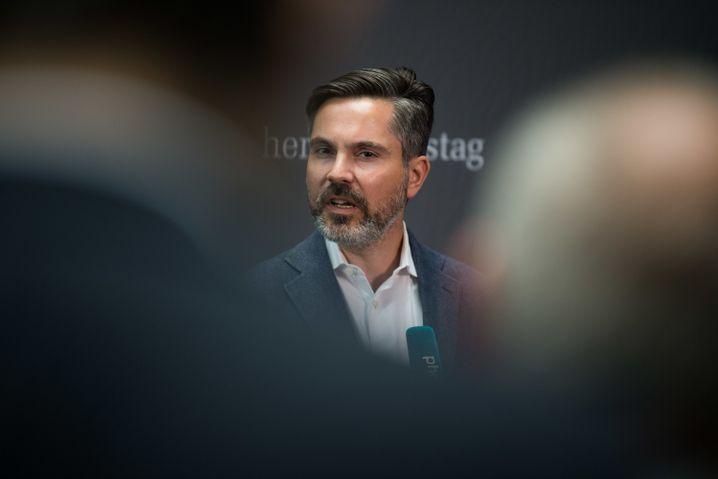 """Linken-Finanzpolitiker Fabio De Masi: """"Millionenspenden an Parteien korrumpieren"""""""