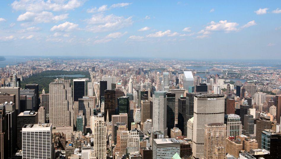 New York: Investoren versteifen sich auf beste Immobilienlagen