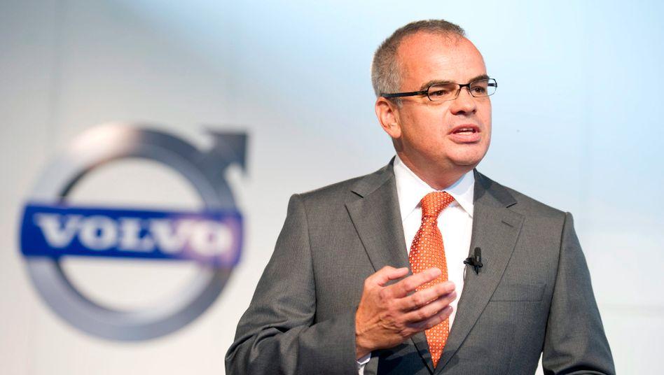 Setzt auf das Reich der Mitte: Volvo-Chef Stefan Jacoby