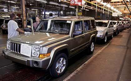 Marketingchefin von Toyota: Die Managerin Meyer wird die Marken Chrysler, Dodge und Jeep verantworten