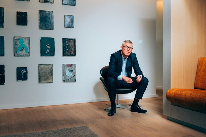 Investor's Darling 2020: Christian Illek von der Deutschen Telekom.