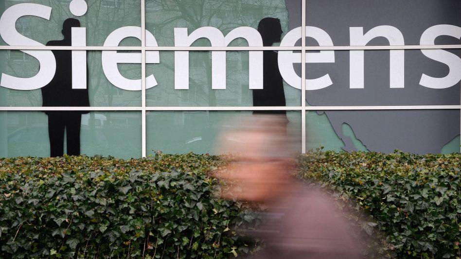 Siemens: Viele Baustellen hinter der Hochglanzfassade