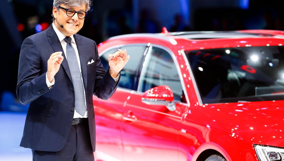 Zukunft im VW-Konzern unklar: Luca de Meo (Bild Archiv) gibt die Führung der VW-Tochter Seat ab.