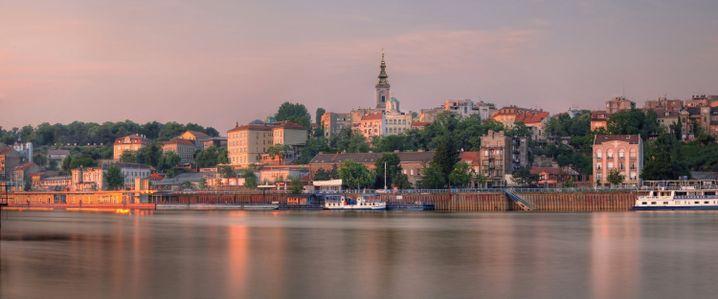 Belgrad ist beliebt bei jungen Leuten - man sieht dort fast so viele Hipster wie in Berlin, sagen manche.