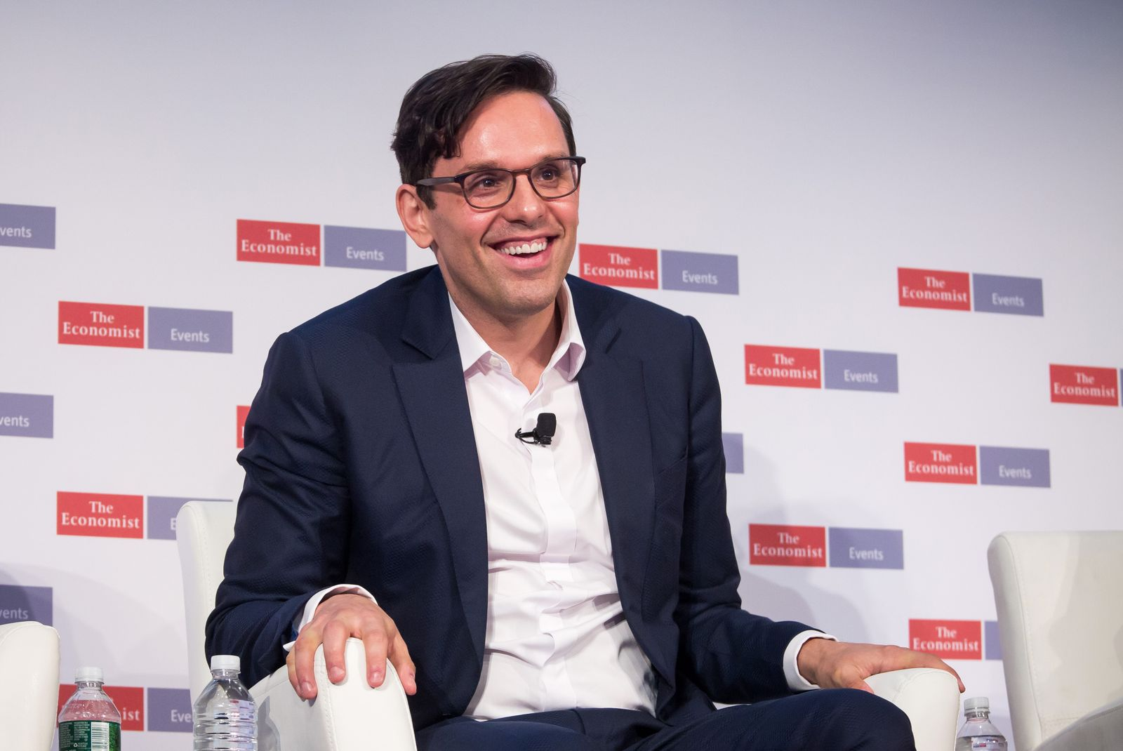 Key Speakers At The Economist Finance Disrupted Conference