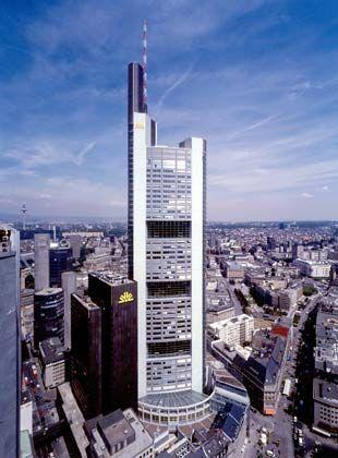 Gute Geschäftszahlen: Die Commerzbank erreicht schon nach neun Monaten ihr Gewinnziel für das gesamte Jahr 2007
