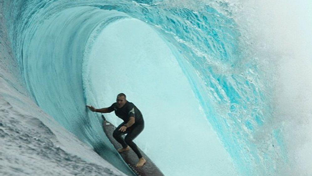 Nazaré: Wo Extremsurfer Garrett McNamara nach der Riesenwelle sucht