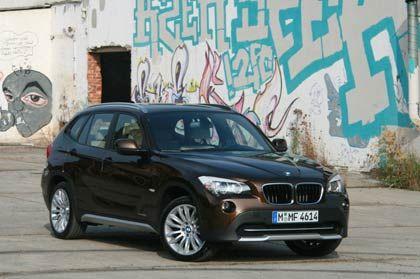 BMW X1: Ab Ende Oktober soll der abgerüstete Geländewagen auf deutschen Straßen unterwegs sein