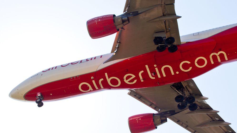 Air Berlin: Puzzleteil im Etihad-Reich