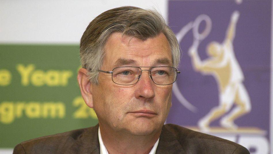 Udo Hardieck gründete mit Gerhard Weber zusammen Modelabel Gerry Weber