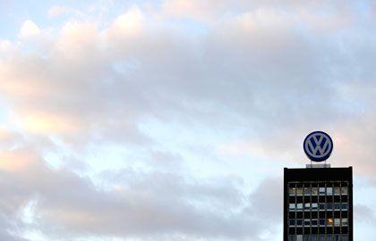 Gutes Ergebnis, schlechte Prognosen: Volkswagen-Komplex in Wolfsburg