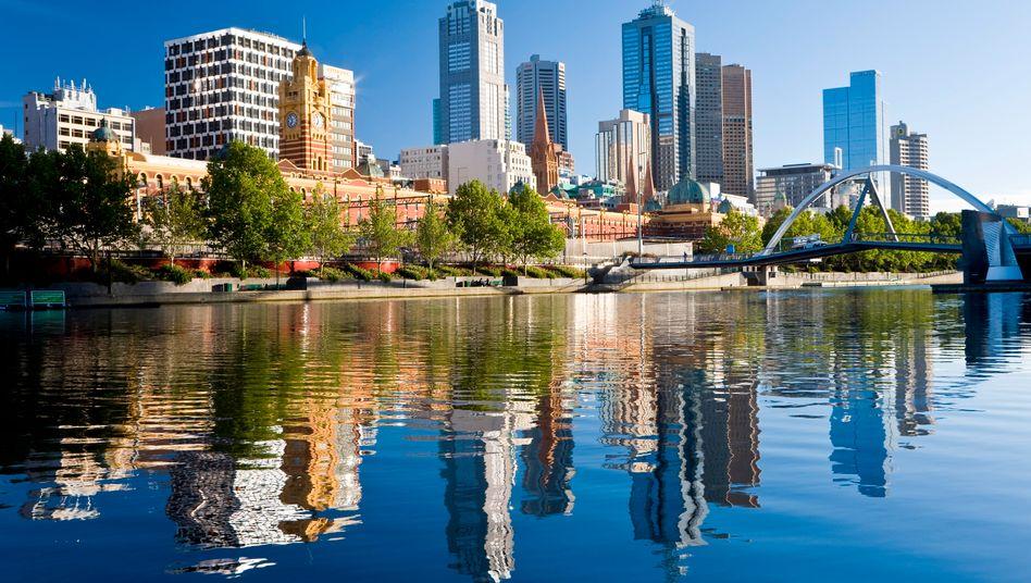 Melbourne: 15 Kriterien halfen, die Stadt mit der höchsten Lebensqualität zu ermitteln