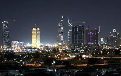 Großes Vorbild: In Dubai geht der Wandel um einiges schneller