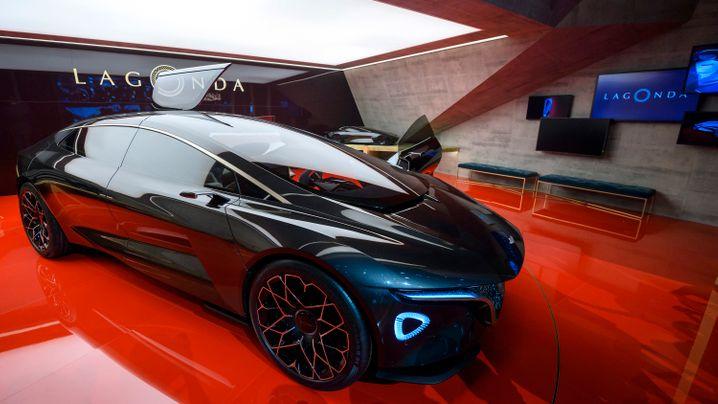 Die PS-Protze des Genfer Auto-Salons: Frisch für die Überholspur - die besten Sportwagen in Genf