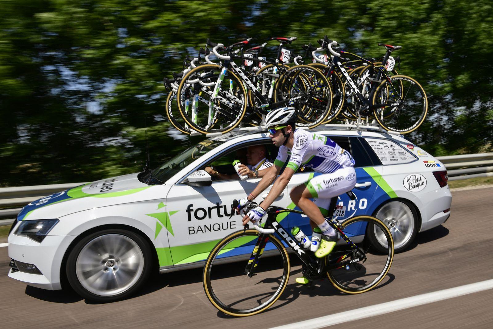 Eduardo Sepulveda / Tour de France / Teamauto