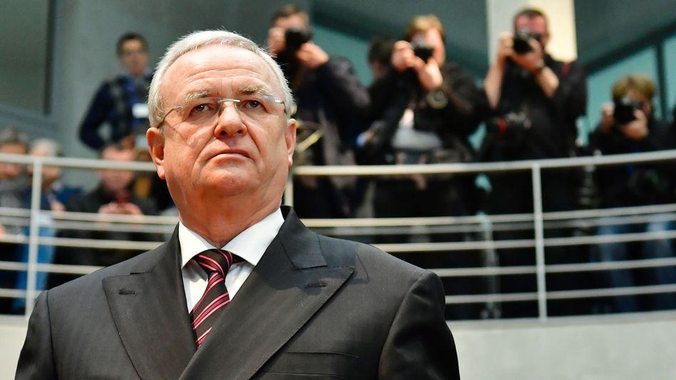 Martin Winterkorn: Im Abgasskandal scheint für den ehemaligen Vorstandschef eine Einigung mit Volkswagen in greifbarer Nähe zu sein