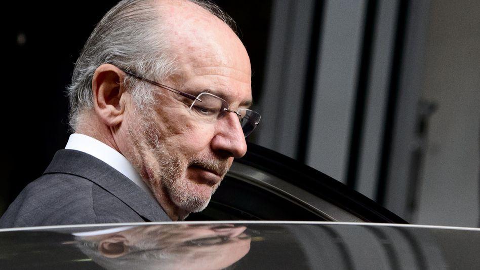Ex-IWF-Boss Rodrigo Rato: Musste bei Gericht drei Millionen Euro hinterlegen