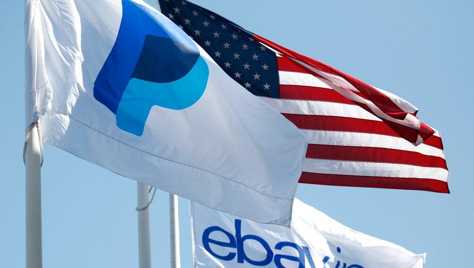 Paypal: Ebays Bezahl-Tochter hat den Gewinn kräftig gesteigert