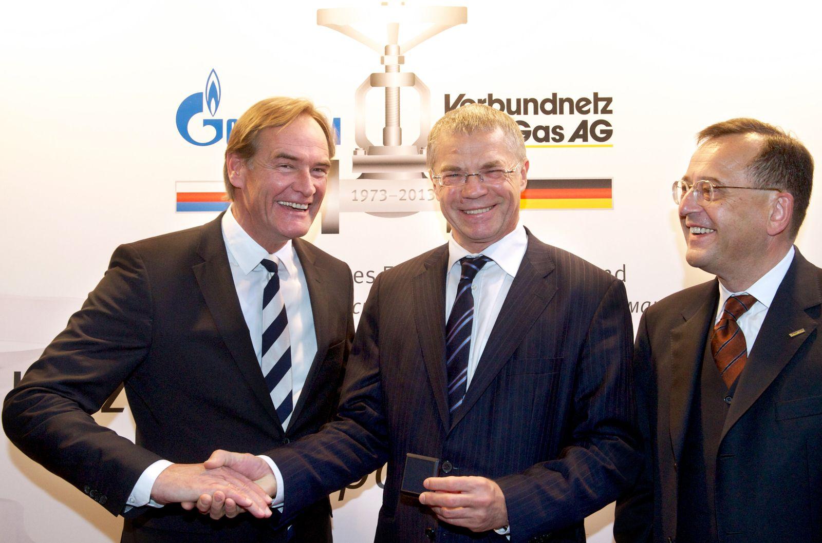 Gazprom / VNG / Alexander Medwedew
