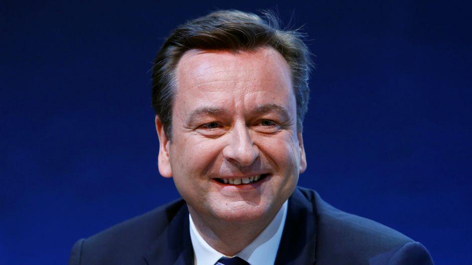 Joachim Wenning, Chef des Rückversicherers Munich Re
