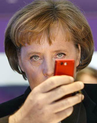 Angela Merkel: Investivlohn propagieren - und ihn gleichzeitig besteuern