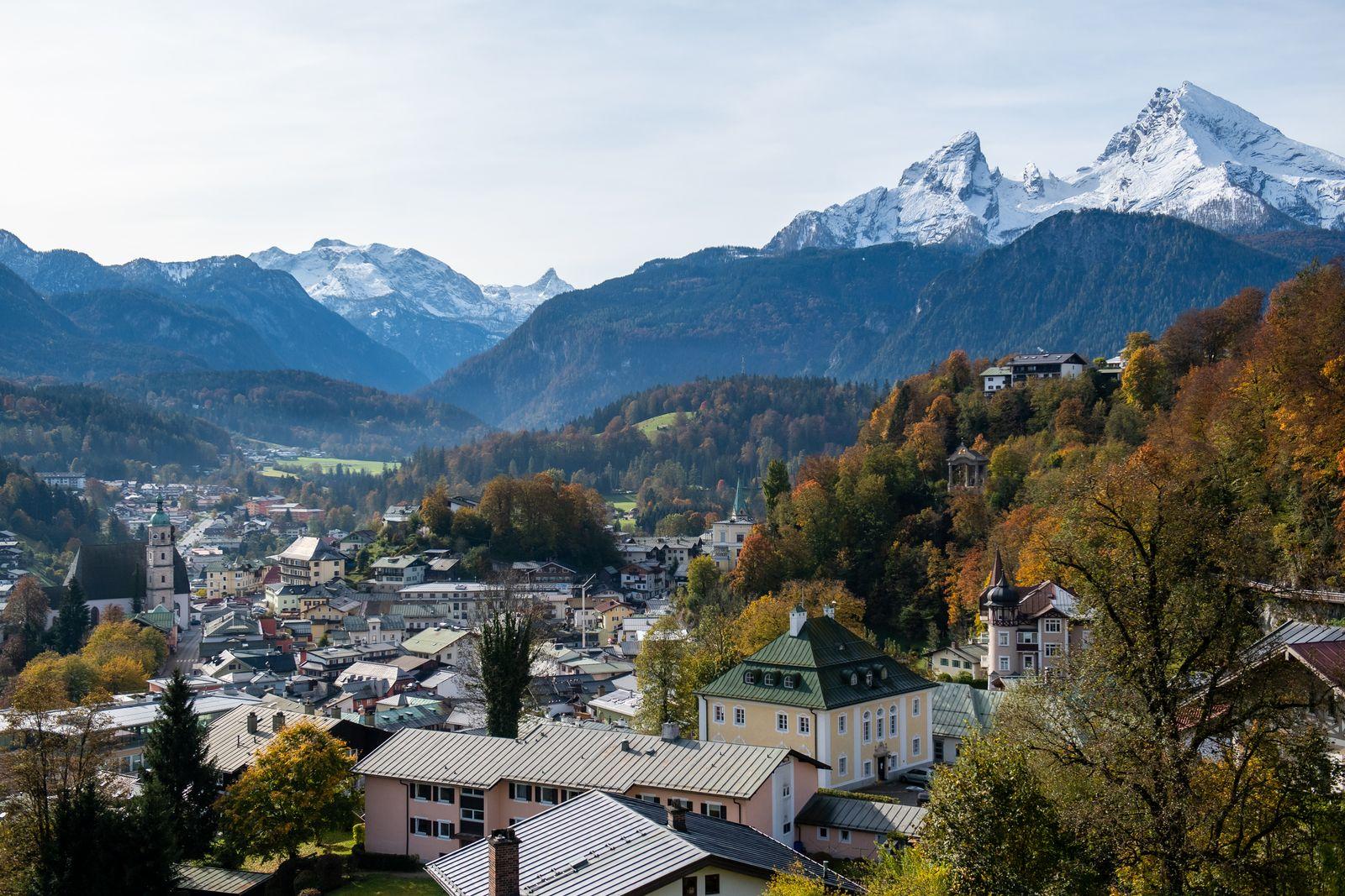 Bavaria Imposes Lockdown In Berchtesgaden Region As Coronavirus Infections Skyrocket