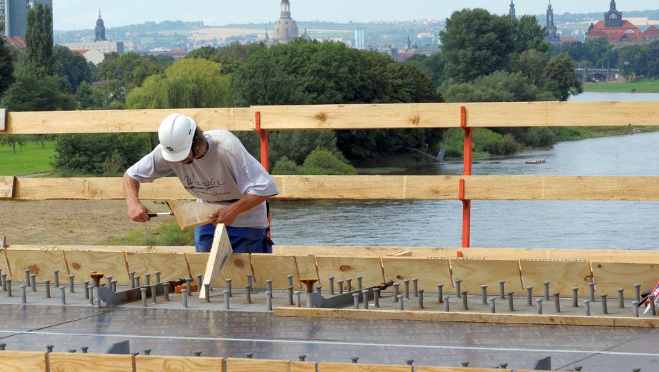 Boom am Bau: Starke nachfrage nach Immobilien in Deutschland
