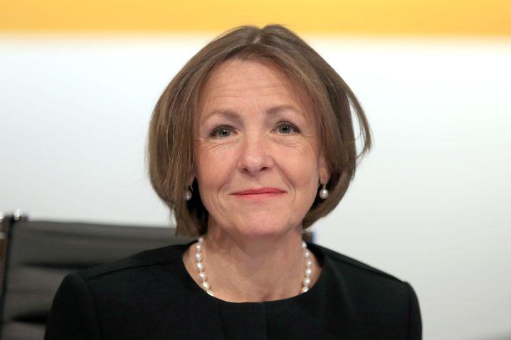 Bettina Volkens: Die Personalerin der Lufthansa wird nach sechs Jahren zum Jahresende gehen.