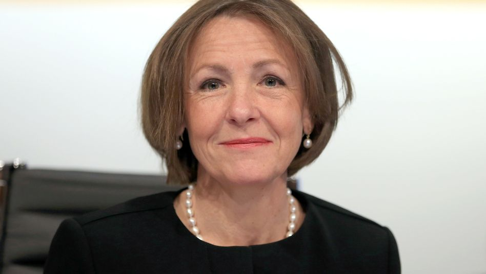 Bettina Volkens: Die Personalerin ist wohl dem monatelangen Streit mit der Kabinengewerkschaft Ufo zum Opfer gefallen