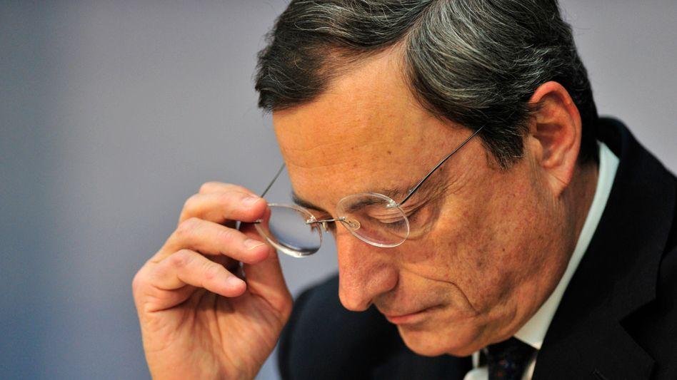 Mario Draghi: Der Ex-EZB-Chef soll Italien aus der Krise führen. Kann das gelingen?
