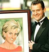 Butler gibt sich butlerunlike: Paul Burrell war Prinzessin Dianas Butler und hat ein Buch über seine Erfahrungen geschrieben